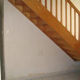 aménagement sous escalier avant
