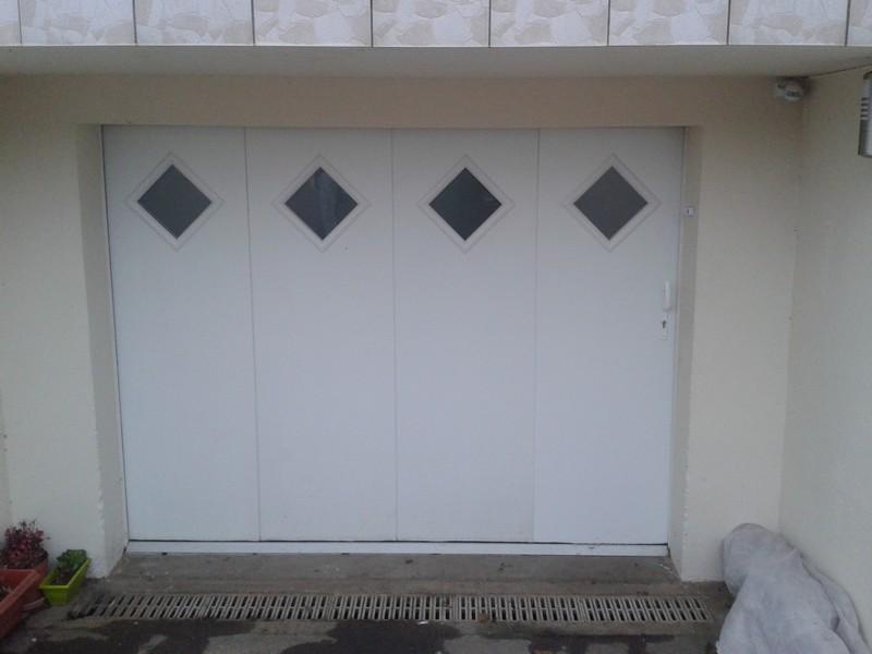 porte de garage dam menuiseries menuisier theix vannes 56. Black Bedroom Furniture Sets. Home Design Ideas