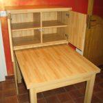 Table + meuble sur mesure