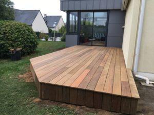 Terrasse bois sarzeau, Dam Menuiserie à Theix